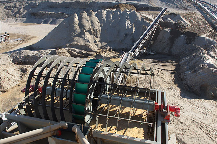 Bucket Wheels For Sand Dewatering