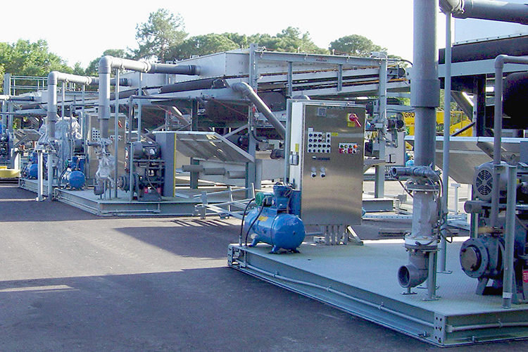 Dry Chemical Preparation / Delivery System