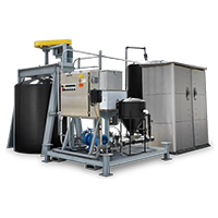 Polymer Mixing and Delivery Systems - Model D
