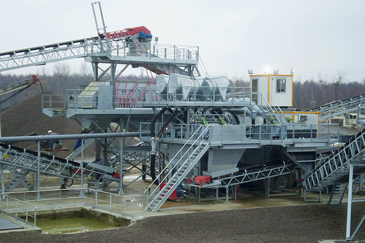 PHOENIX / MS Sand Modules For High Tonnage Output
