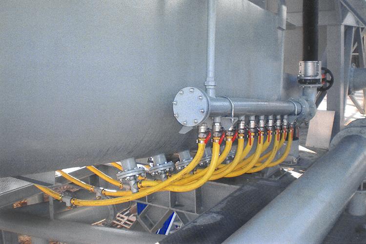 Logwasher Flushing Nozzles