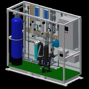 Aquacell RX Rainwater System