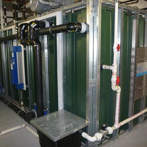 Greywater System Installation