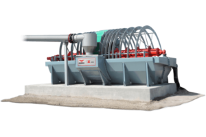 Dewatering Bucket Wheels