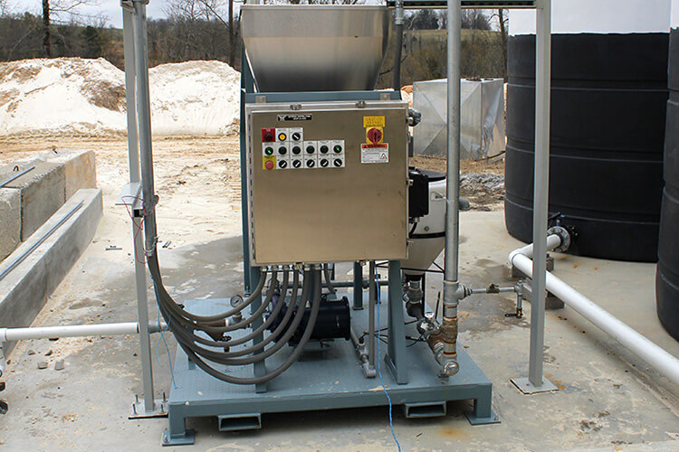 Chemical Preparation / Delivery Controls