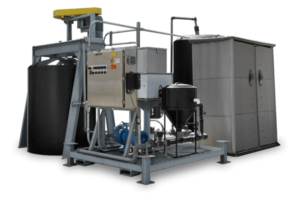 Dry Polymer Mixing and Delivery Systems