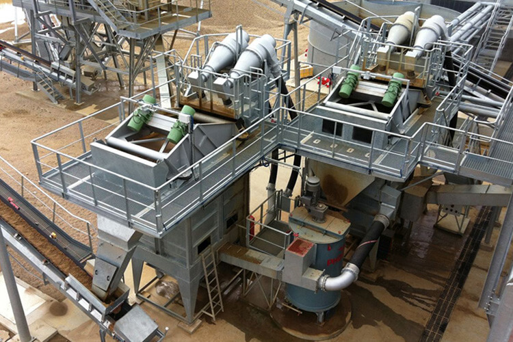 PHOENIX / MS Sand Washing Equipment