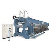 dewatering filter presses
