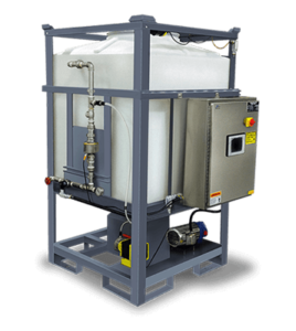 Wet Polymer Mixing and Delivery Systems