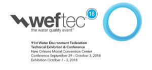 2018 WEFTEC logo