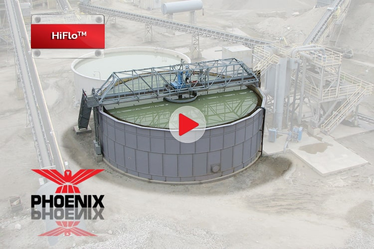 PHOENIX High Rate Thickeners Video