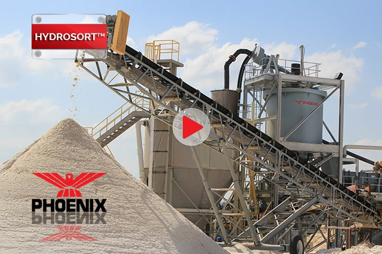 PHOENIX HYDROSORT™ Classifier Video